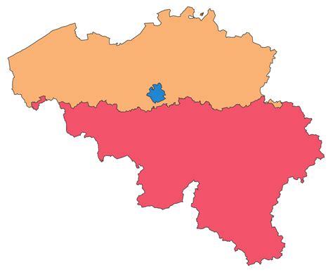 belgium regions map where is belgium located on the world map
