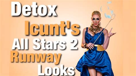 Detox All 2 Looks by Rupaul S Drag Race Detox Icunt S All 2 Runway Looks