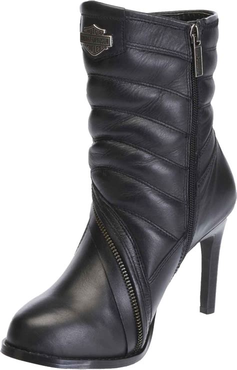 harley high heels harley davidson s olanta high heel black leather