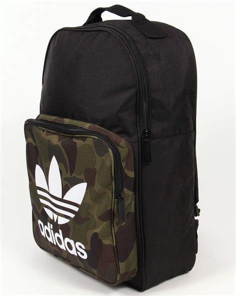 Adidas A Classic Backpack Adidas adidas originals classic camo backpack black bag holdall