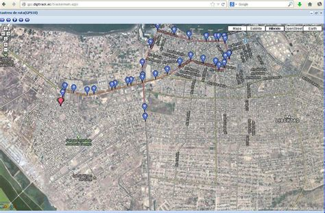 imagenes satelitales quito mapa satelital de quito