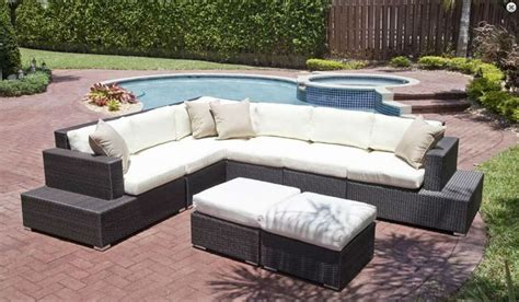 l shaped outdoor sofa furniture design ideas amazing l shaped patio furniture