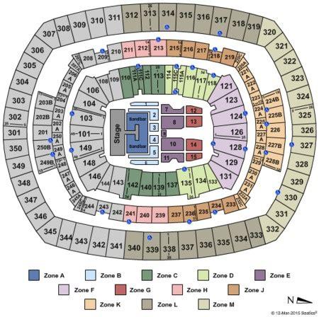 metlife stadium floor plan metlife stadium tickets and metlife stadium seating charts