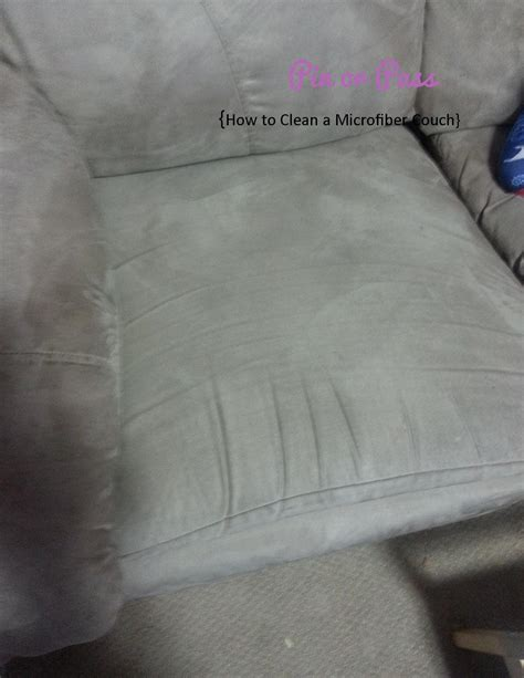 how to clean a dirty microfiber couch pin or pass how to clean a microfiber couch