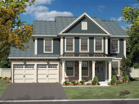 traditional home plans traditional 2 story house plan