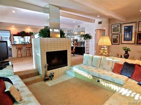 Definition Sunken Living Room Eichler Or Likeler Iconic Post And Beam Homes Socal