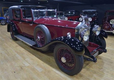 1930s phantom car 1930 rolls royce phantom ii hooper sedanca for sale car