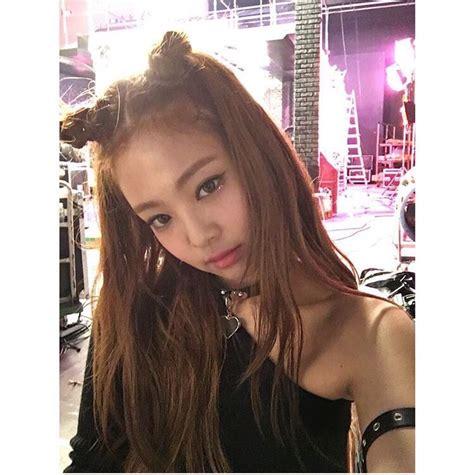 blackpink hairstyle black pink jennie black pink jennie pinterest kpop