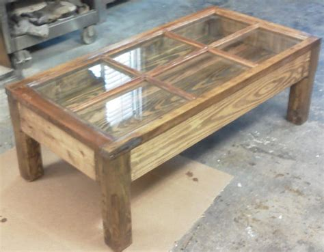 items similar to made shadow box coffee table from