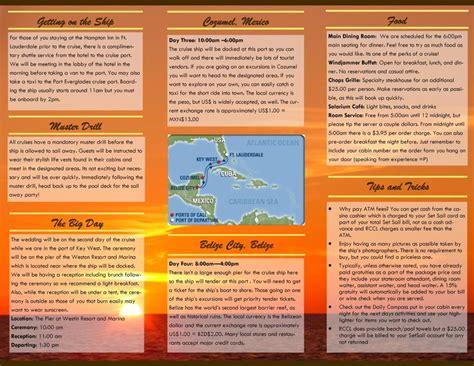 welcome brochure template free printable brochure templates professional sles templates