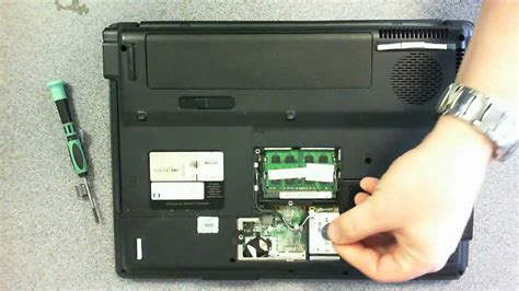 reset battery on hp laptop laptop repair hp g6000 cmos battery replacement wmv