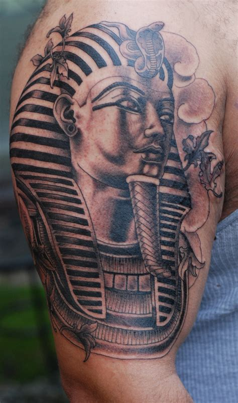 pharaoh tattoo design tattoos designs ideas and meaning tattoos for you