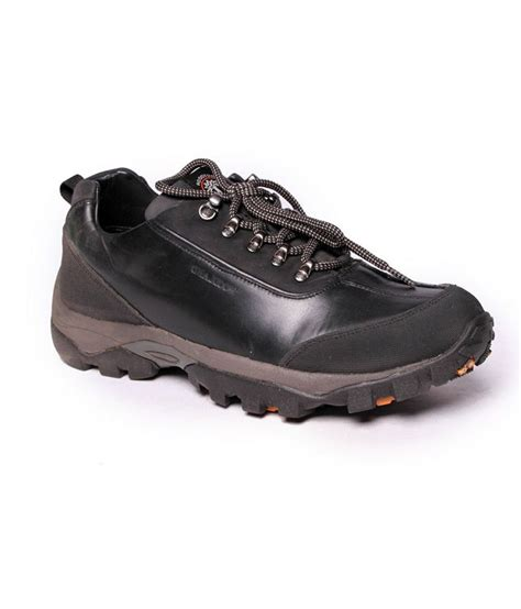 woodland black leather casual shoes price in india buy