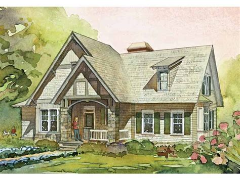 Cottage Home Plans by English Cottage House Plans At Eplans Com European House