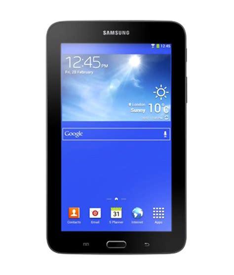 Samsung Tab 3 Sm T111 samsung galaxy tab sm t111 2g wifi 3g calling black tablets at low prices