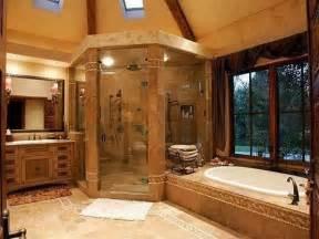 master bathroom designs corner