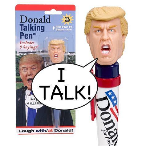 donald trump voice donald trump talking pen 8 different sayings it s