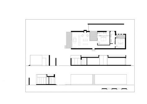 plan section elevation aeccafe archshowcase