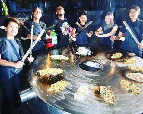 Wajan Goreng Besar wow langka nih kuliner nasi goreng simongol jadi viral