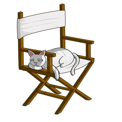cat on chair drawing clipart cat the chair clip library paberish me