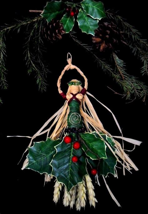 pagan christmas decorations pagan wiccan spiral yule goddess handcrafted altar figure yule decoration 163 16 00 via etsy