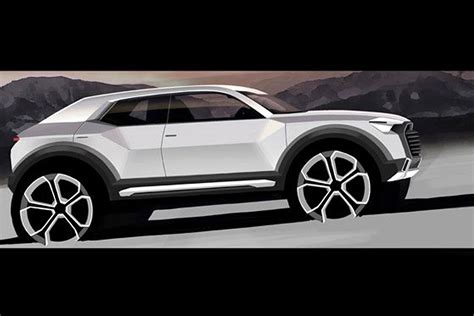 Audie Suv by Audi Q1 Suv On Sale From 2016 Carbuyer