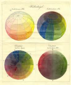 antique color the wonderful color wheel part 2 print magazine