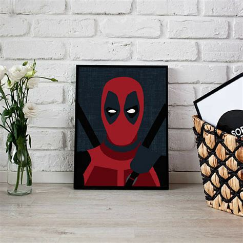 Deadpool Bedroom by How To Create A Marvel Ous Deadpool Themed Bedroom