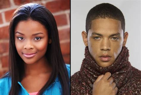 who plays the maon character in empire empire season 3 casts young cookie and lucious for