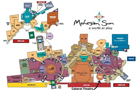 mohegan sun casino floor plan mohegan sun casino floor plan image gallery mohegan sun map