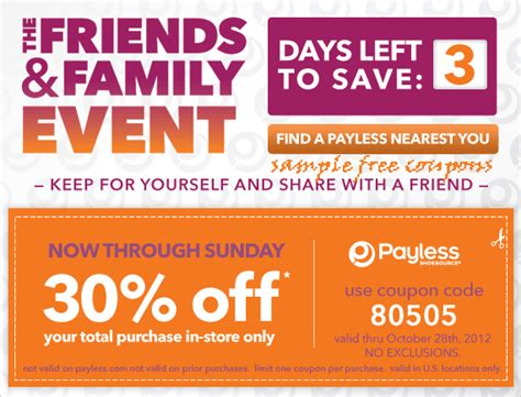 shoes coupon payless shoes coupons september 2014