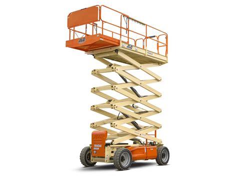 Scissor Lift u haul self storage scissors lift