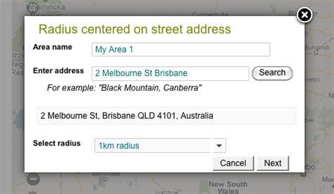 Address Finder Australia Areas Add To Map Atlas Of Living Australia