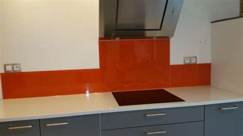 crédence en stratifié pour cuisine cuisine 187 credence cuisine orange 1000 id 233 es sur la
