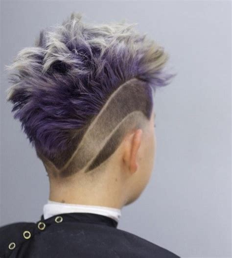 mohawk shaved designs 60 versatile men s hairstyles and haircuts
