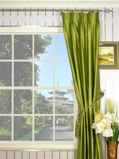green pinch pleat drapes curtain olive green valance superb qyd438dc02 oasis crisp