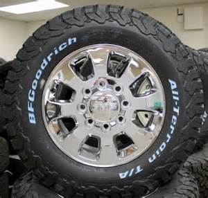 Truck Rims And Tires For Sale 2011 2016 Gmc Hd 2500 8 Lug 18 Quot Chrome Wheels Rims