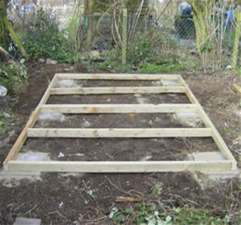Laying A Shed Base by Laying Concrete Slabs For Sheds Building A Shed Base