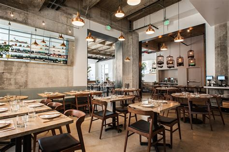 design restaurant los angeles restaurants with the most stunning design
