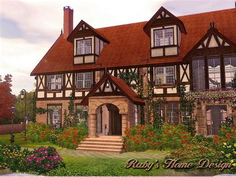 Sims 3 Cottage by Ruby1023 S Cottage