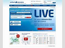 united-domains ist Marktführer in Europa bei den neuen ... United Domains