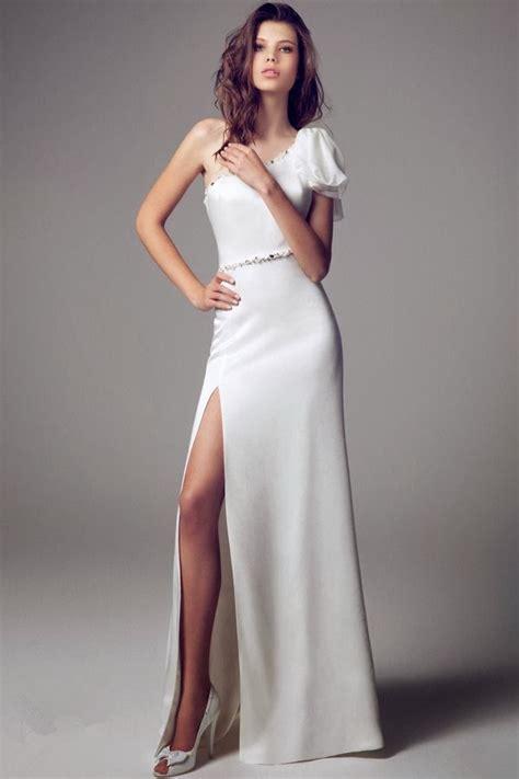 Wedding Dress With Slit by Rainingblossoms And Gorgeous Slit Wedding Dresses