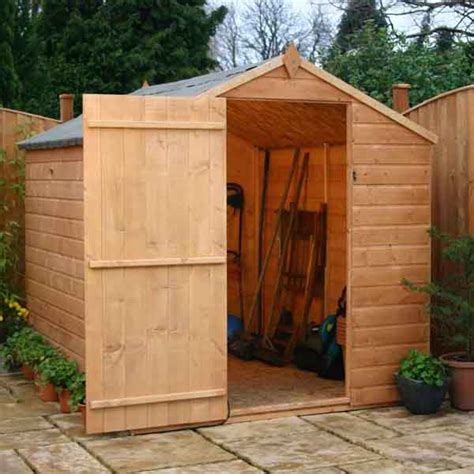 Large Wooden Garden Sheds by Great Value Sheds Summerhouses Log Cabins Playhouses