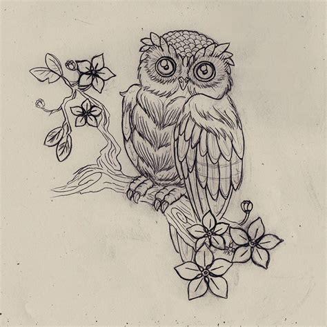 new school owl tattoo designs new school owl design www pixshark images