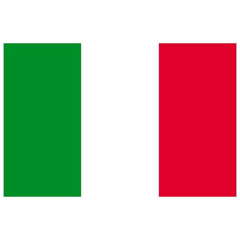Italian Search Italian Flag Vector At Vectorportal