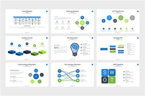 Enterprise Powerpoint Template By Slidefusion On Envato Elements Work Presentation Pinterest Envato Powerpoint Templates