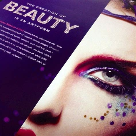 design instagram flyers makeup artist flyer ad template by stocklayouts view