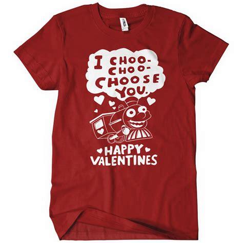 valentines day shirt i choo choo choose you womens t shirt happy valentines day