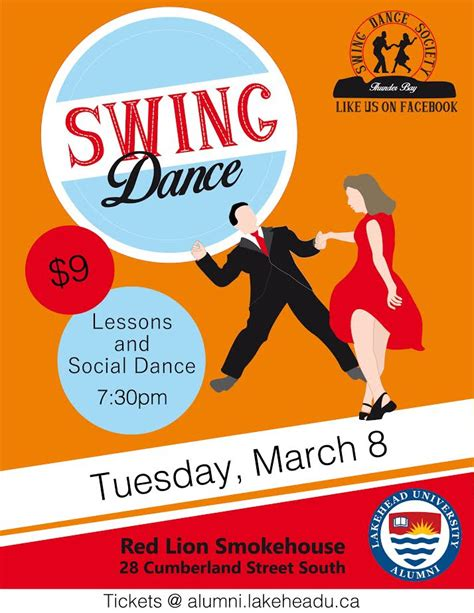 swing dance posters swing dance night red lion smokehouse tbshows