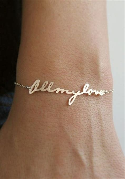 Sweety Gold L 28 jewels quote on it fashion sweet gold writing